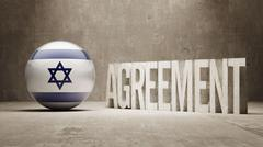 Stock Illustration of Agreement  Concept