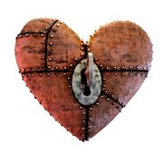 Apocalypse metal heart Piirros
