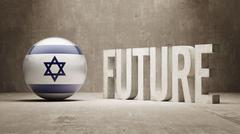 Future  Concept. - stock illustration