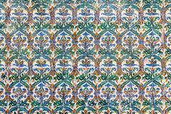 Seville Alcazar - stock photo