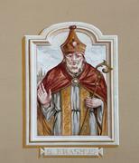 Saint Erasmus - stock photo