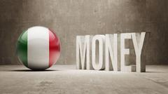 Stock Illustration of Money Concept.