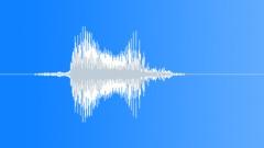 Hi 8 British Male Sound Effect
