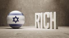 Rich Concept. - stock illustration