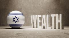 Wealth Concept. - stock illustration