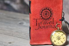 Travel journal Kuvituskuvat
