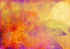 Pastel Canvas Background. Colorful Artistic Abstract Backdrop. Stock Illustration