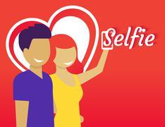 Selfie Piirros