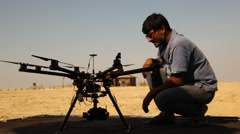 Aerial drone Stock Footage