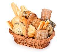 Baked goods - stock photo
