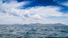 Phuket island Thailand - stock photo