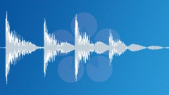 Wood Knocking-04 Sound Effect