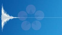 Wood Knocking Single-04 Sound Effect