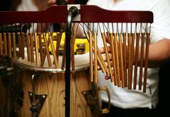 Percussion - stock photo