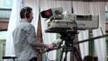 Videotape operator Footage