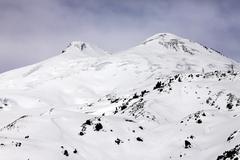 Elbrus - stock photo