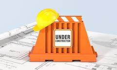 building tools - stock illustration