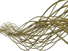 Golden Helix Stock Illustration