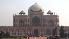 Humayun's Tomb, Delhi6 Stock Footage