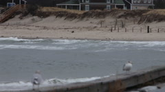 Atlantic ocean Stock Footage