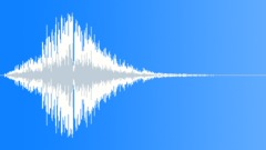 Futuristic Whoosh Impact Logo 2 Sound Effect