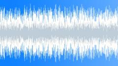 Underground Train Noise Ambient Loop 1 - sound effect