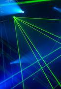 Laser light Stock Photos