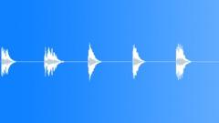 Creature Transform Crackling Sound Effect