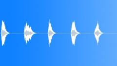 Alien Escape Swooshes - sound effect