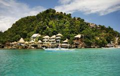 Island Boracay Stock Photos