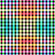 Seamless color blocks grid pattern background Stock Illustration