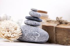 Spa and beauty. Aroma therapy Stock Photos