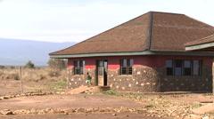 Kenya, Building - stock footage