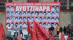 Music by Ayotzinapa Stock Footage