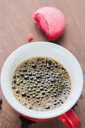 Arabica coffee cup - stock photo