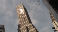 Stock Video Footage of Manhattan Buildings