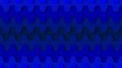 Transition Jaw Blue - stock footage