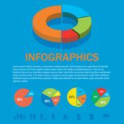 Stock Illustration of gf info graphics 08