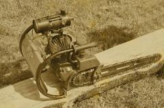 Chain saw Kuvituskuvat