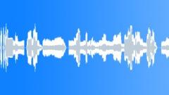 Laser Malfunction Sound Effect