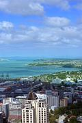 Auckland - stock photo