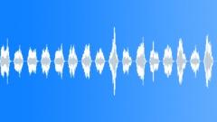 Spaceship Intruder Alert - sound effect
