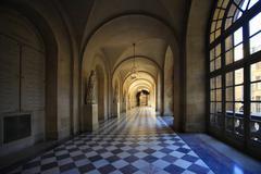 Versailles Chateau Stock Photos