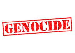 Stock Illustration of GENOCIDE