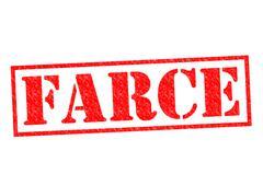 FARCE Stock Illustration