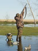 Duck Hunter Stock Photos