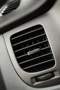 Car Ventilation System - stock photo