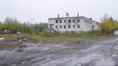 Kadykchan Stock Footage