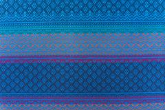 Stock Photo of Colorful thai silk handicraft
