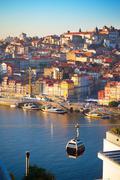 Porto Cable Car Stock Photos